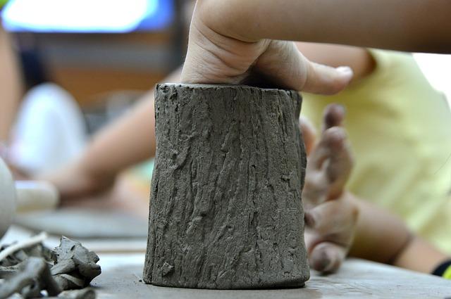modelování z hlíny