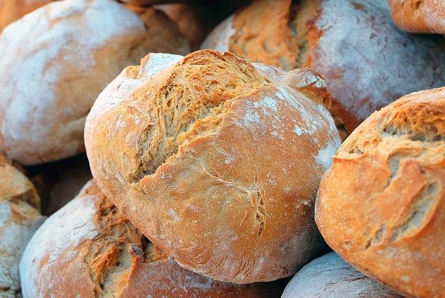 křupavý chléb
