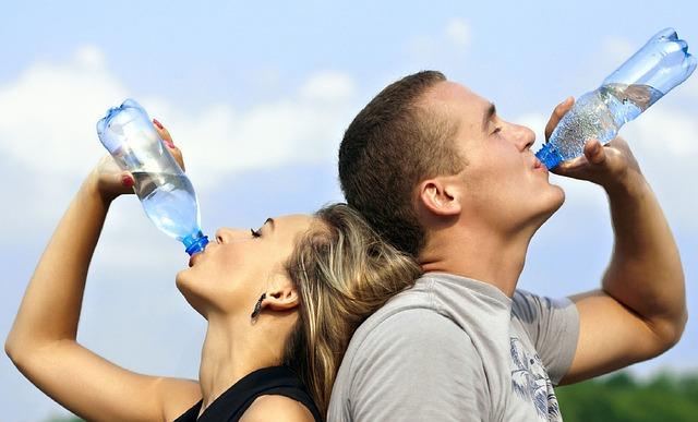 pitná voda láhev singapur