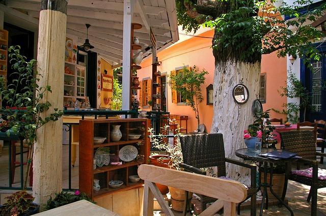 řecká restaurace
