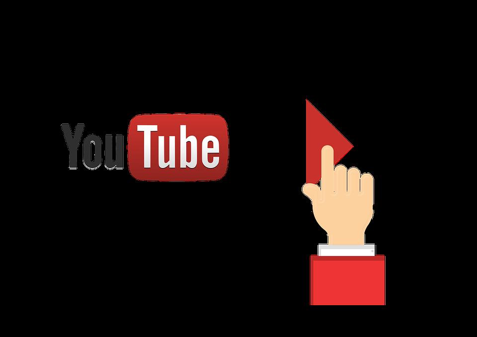 pouštění YouTube
